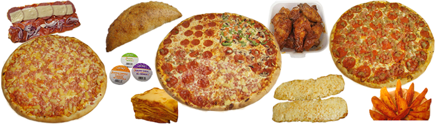 Pisa Pizzeria - pizza, wings, panzerottis, subs, lasagna, garlic bread, pop, and more